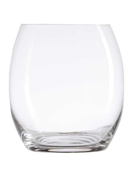 Linea Madison crystal tumbler set of 4