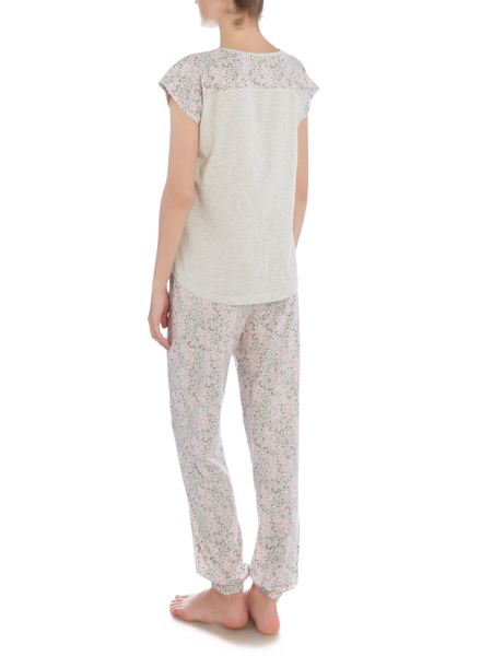 Therapy Ditsy Floral PJ Set