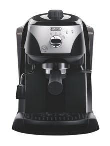 Delonghi Motivo Espresso Pump Machine Black