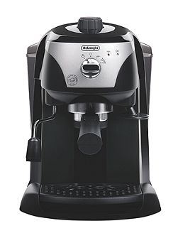 Motivo Espresso Pump Machine Black