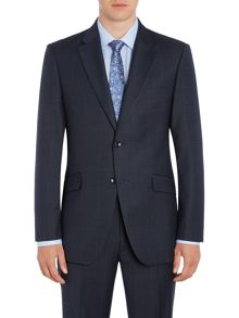 Howick Tailored Baltimore SB2 Notch lapel POW check suit jacket