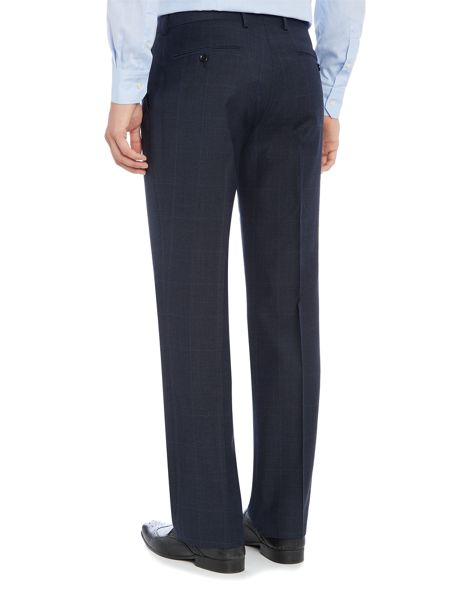 Howick Tailored Baltimore check suit trousers
