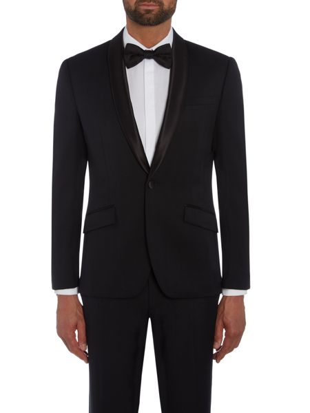Kenneth Cole Elijah SB1 slim fit dinner jacket