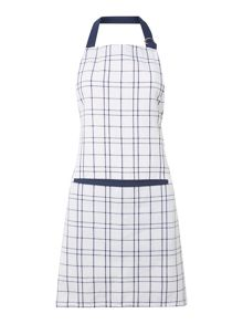 Linea Simple check apron