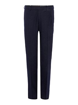 Bronx Slim fit donegal suit trouser