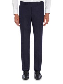Kenneth Cole Bronx Slim fit donegal suit trouser