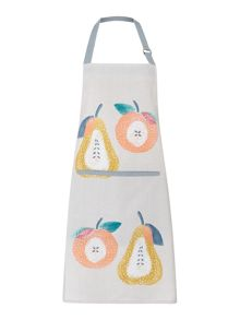 Dickins & Jones Apples and pears apron