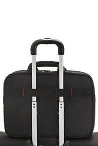 Samsonite Guard IT black bail handle 16