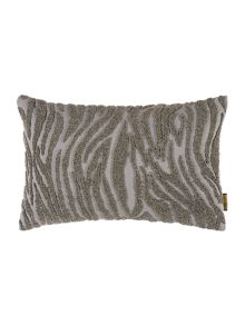 Biba Zebra beaded cushion