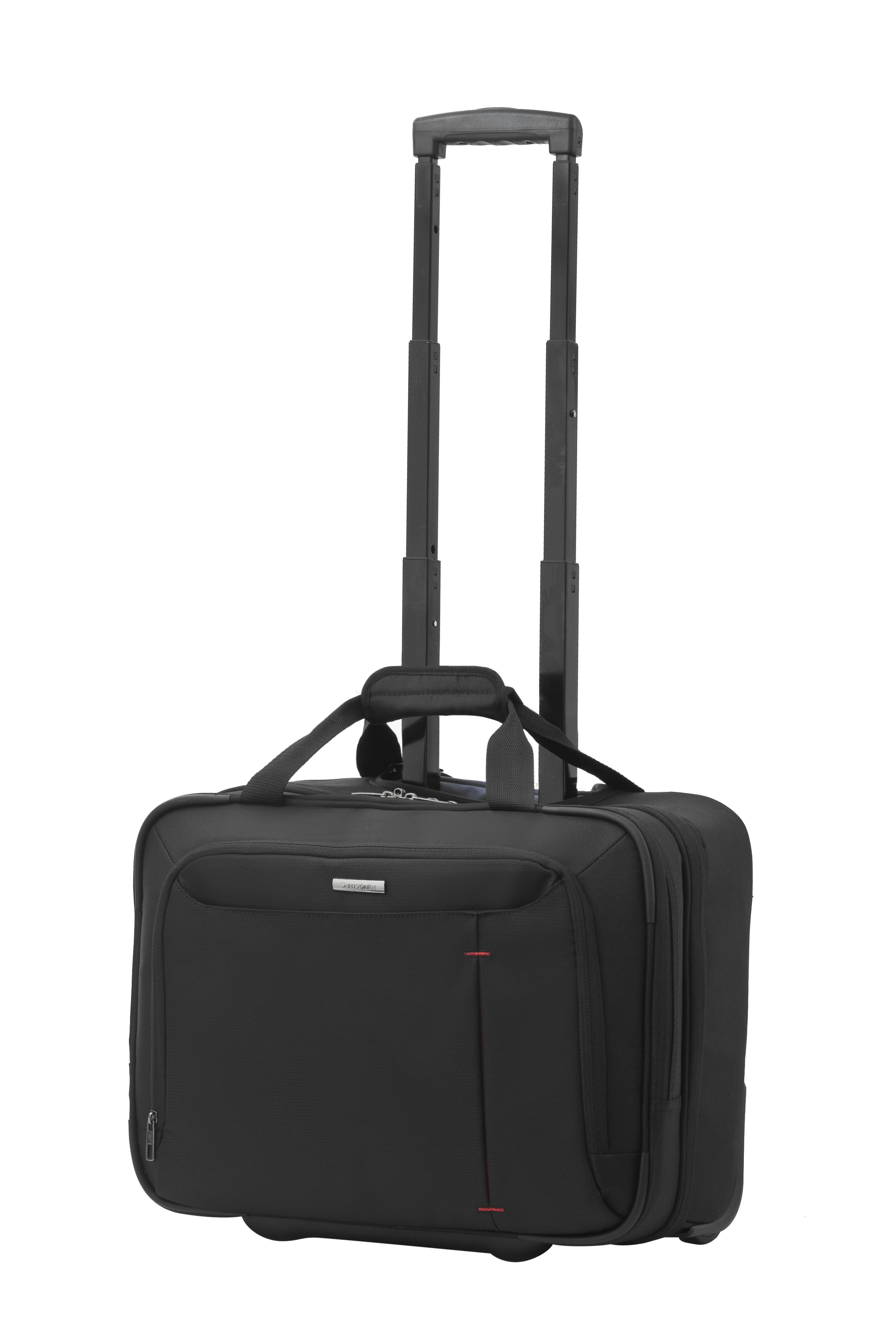 Samsonite Guard IT rolling tote Black