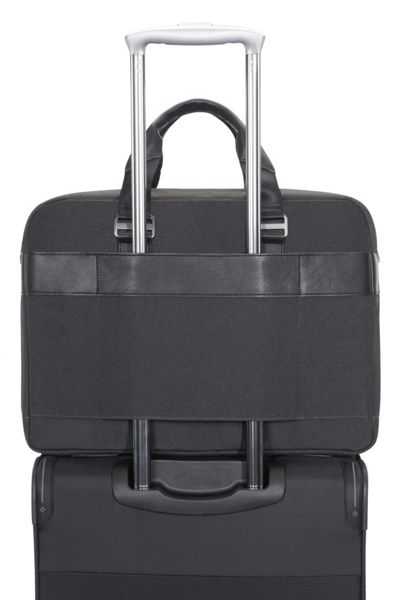 Samsonite Upstream anthracite laptop bail handle 15.6 inch