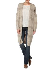 Maison De Nimes Stripe Edge to Edge Cardigan