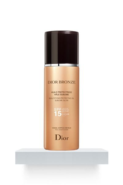 Dior Bronze Protective Oil Sublime Glow SPF15 125ml