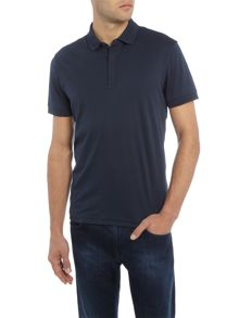 Hugo Boss C-rapino regular fit luxury cotton polo shirt