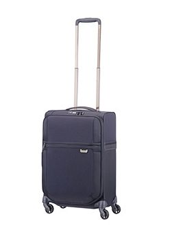 Uplite navy 4 wheel 55cm cabin suitcase
