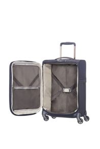Samsonite Uplite navy 4 wheel 55cm cabin suitcase