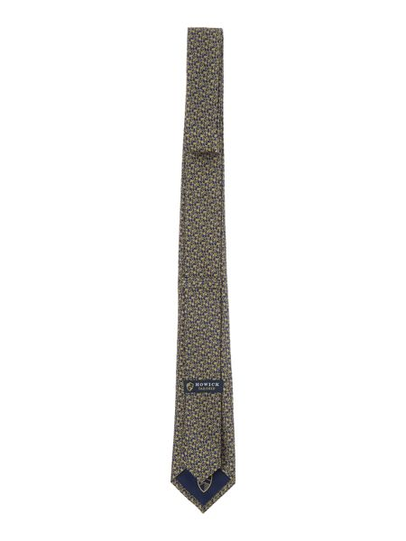 Howick Tailored Depew floral jaquard tie