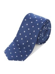 Kenneth Cole Louie Diamond geo tie
