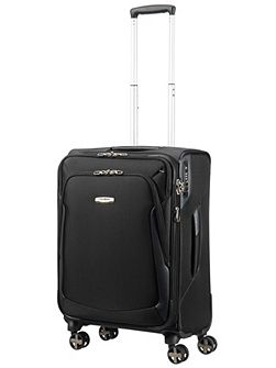 X-Blade 3.0 black 8 wheel 63cm medium suitcase