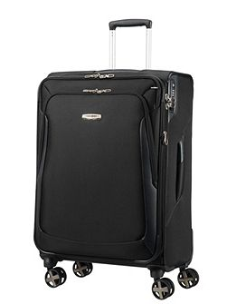 X-Blade 3.0 black 8 wheel 71cm large suitcase
