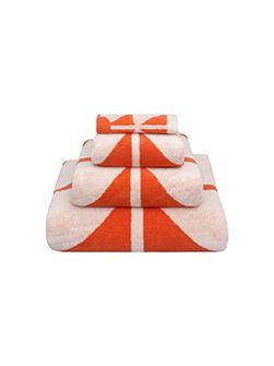Stem Jacquard Towel