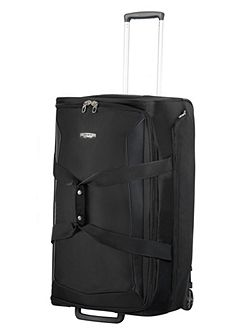 X-Blade 3.0 black 2 wheel 73cm duffle bag