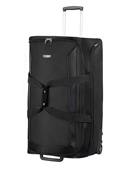 X-Blade 3.0 black 2 wheel 82cm duffle bag
