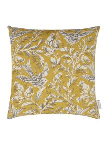 Living by Christiane Lemieux Florence bird print cushion
