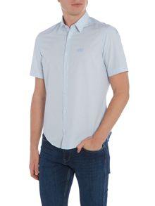 Hugo Boss C-Busterino fine stripe short sleeve shirt