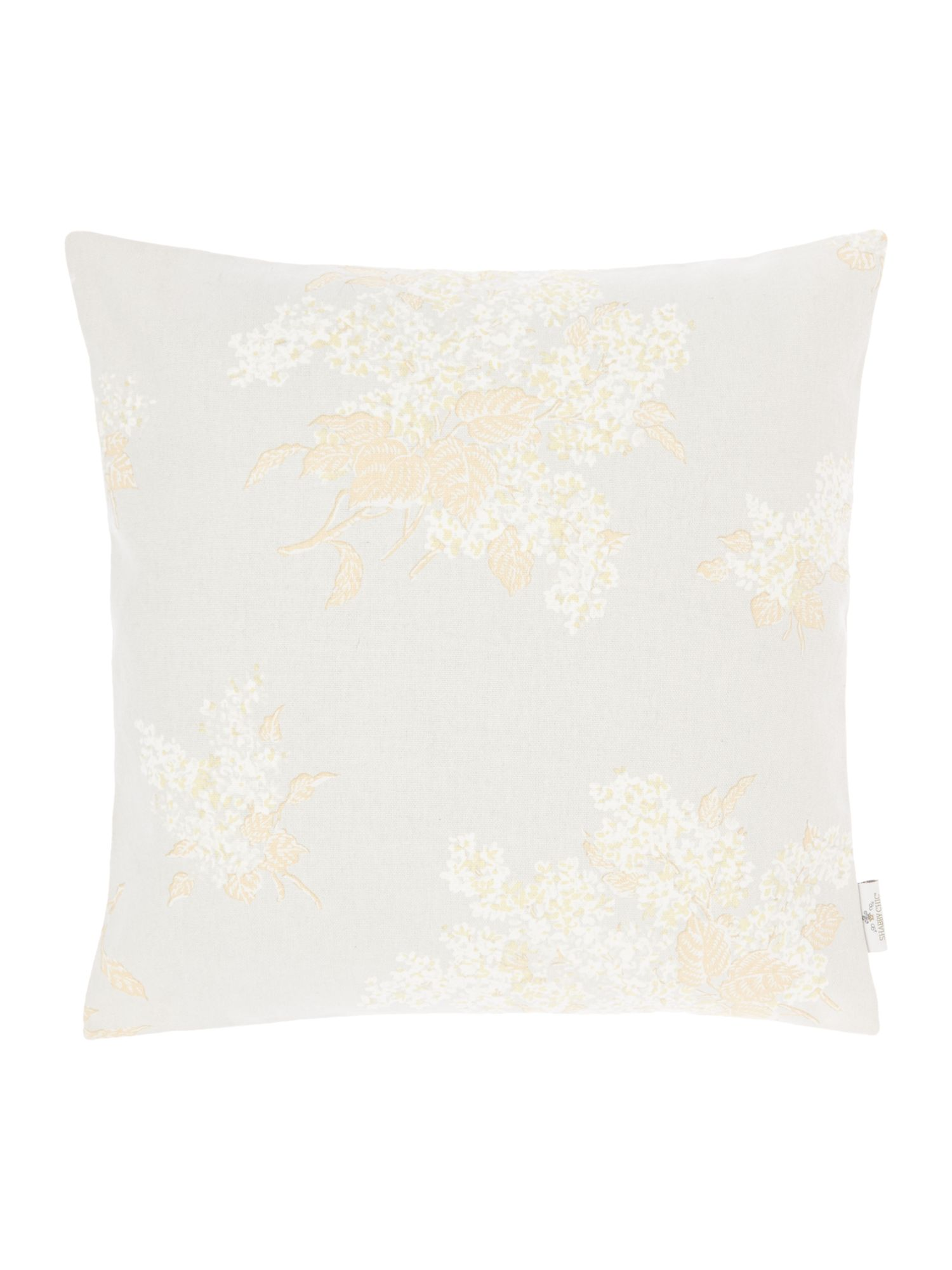 Image of Shabby Chic Lavender print cushion