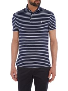 Polo Ralph Lauren Custom Fit pima cotton stripe polo