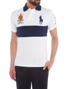 Polo Ralph Lauren Custom fit big polo player crest logo polo