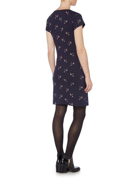 Brakeburn Robin 3/4 Sleeve Dress