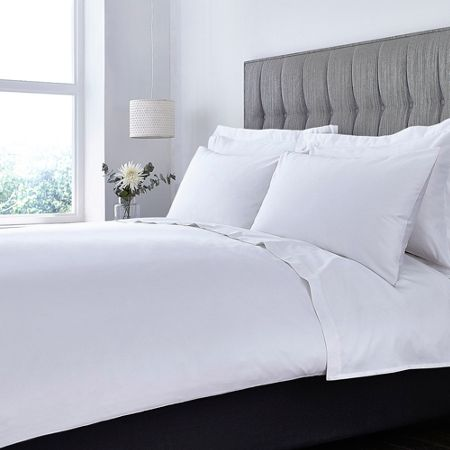 Luxury Hotel Collection 500 TC pima cotton blend cotton deep fitted sheet