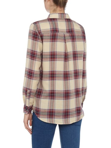 Barbour Brae check shirt