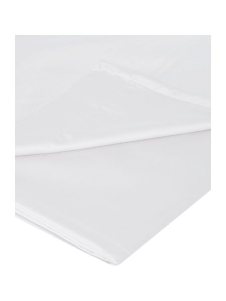 Luxury Hotel Collection 500 TC pima cotton blend flat sheet