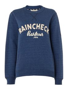 Barbour Babour brae raincheck sweat