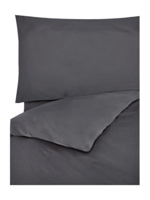 Luxury Hotel Collection 500 TC pima cotton blend duvet cover set