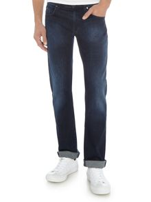 Hugo Boss C-maine regular fit dark wash jeans