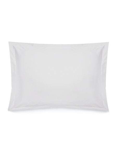 Luxury Hotel Collection 500 TC pima cotton blend oxford pillowcase pair