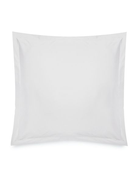 Luxury Hotel Collection 500 TC pima cotton blend square pillowcase pair