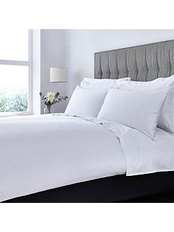 500 TC pima cotton blend square pillowcase pair