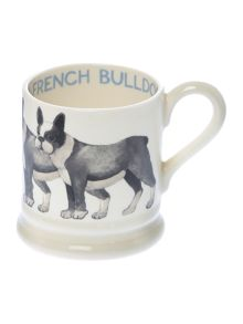 Emma Bridgewater French Bulldog 1/2 Pint Mug