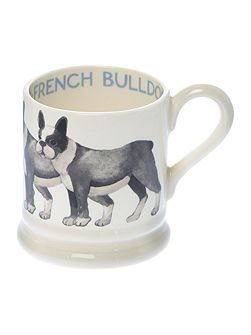 French Bulldog 1/2 Pint Mug