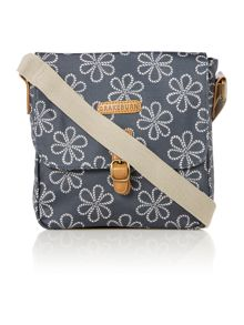 Brakeburn Rope Print Cross Body Bag