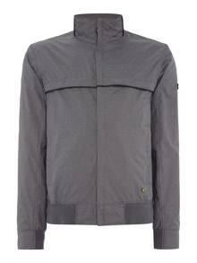 Hugo Boss Jadon 20 lightweight funnel neck jacket