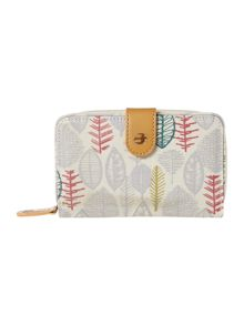 Brakeburn Sketchy Leaves Purse