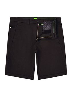 Liem 2-2-W slim fit satin stretch shorts