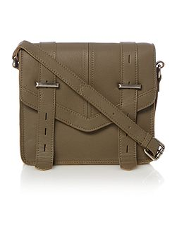 Finn strap detail crossbody bag