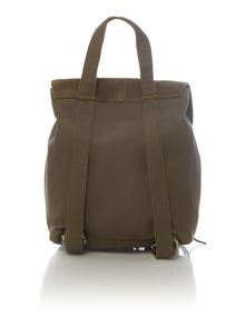 Label Lab Leon fringed rucksack